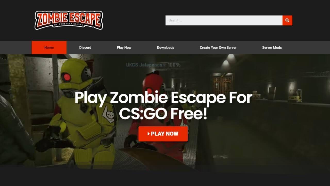 Zombie-Escape Server