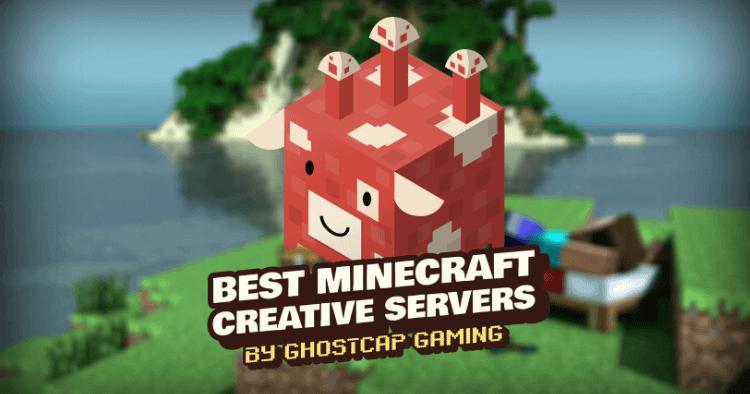 Best Minecraft Creative Servers