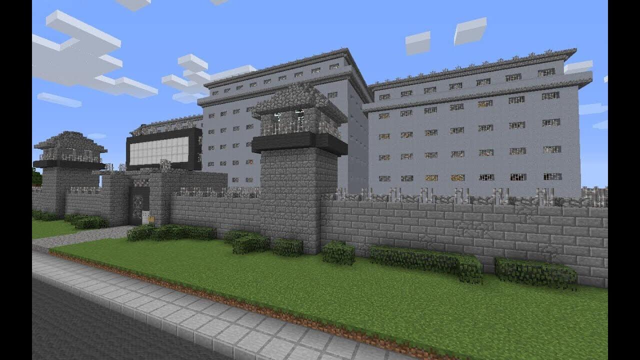 MineSuperior Prison
