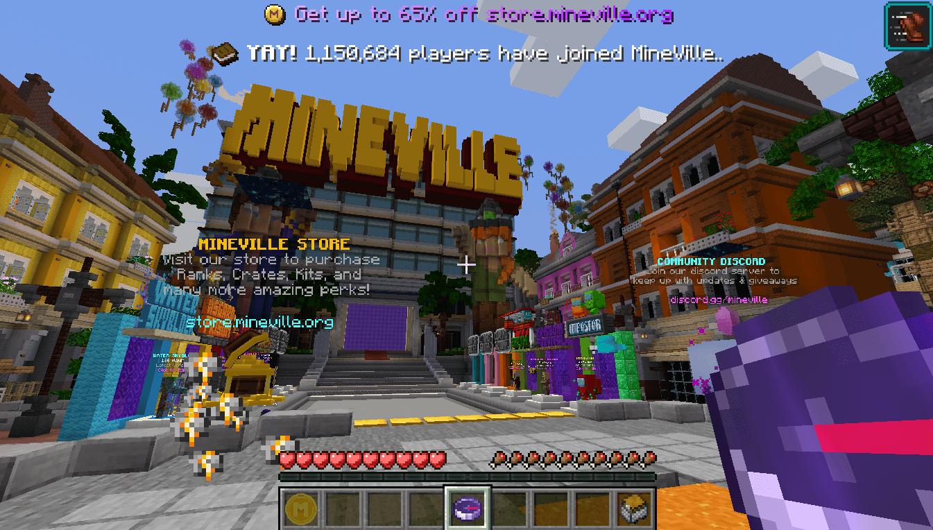 MineVille Survival Server