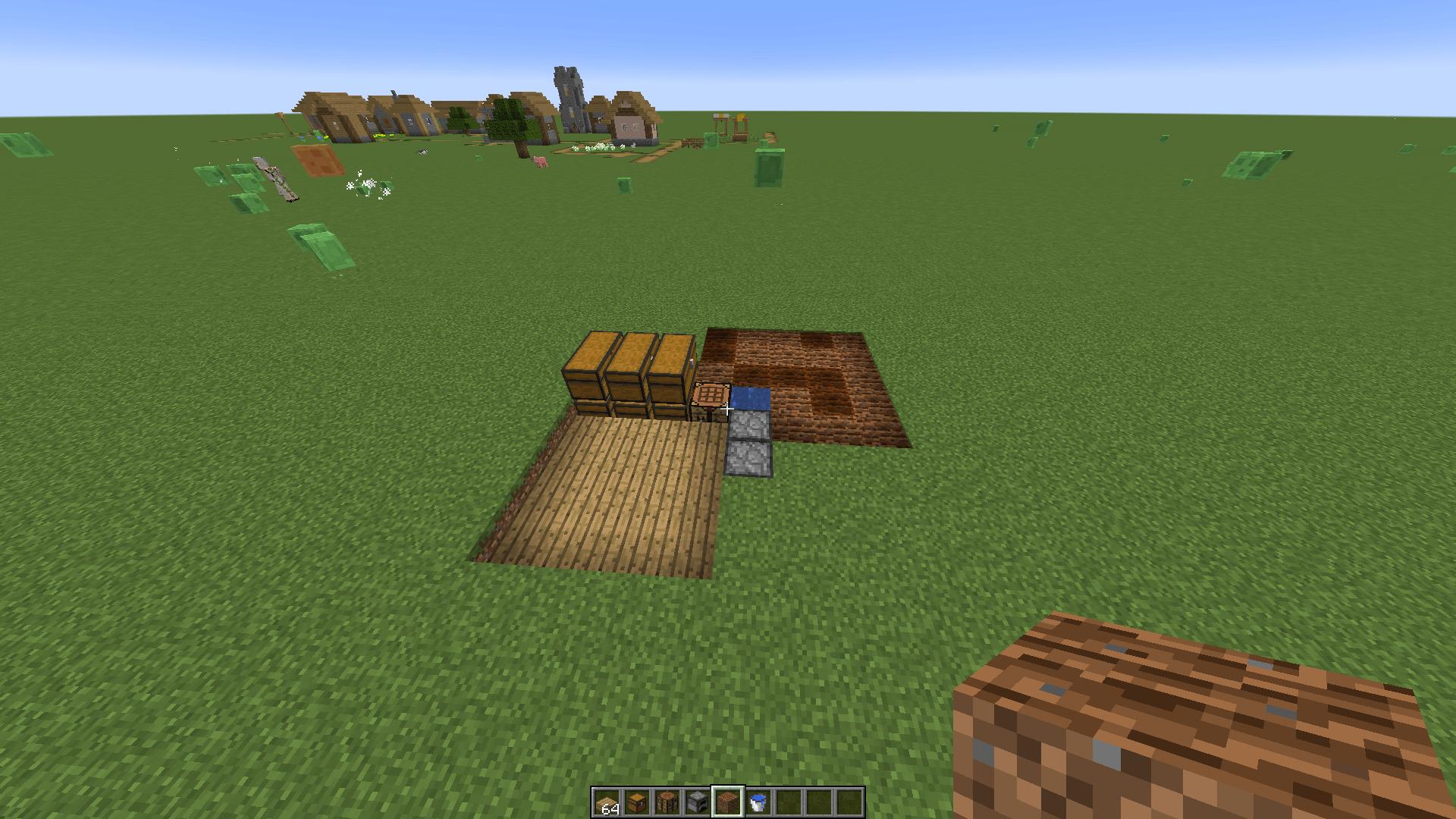 Minecraft Starter Survival Base