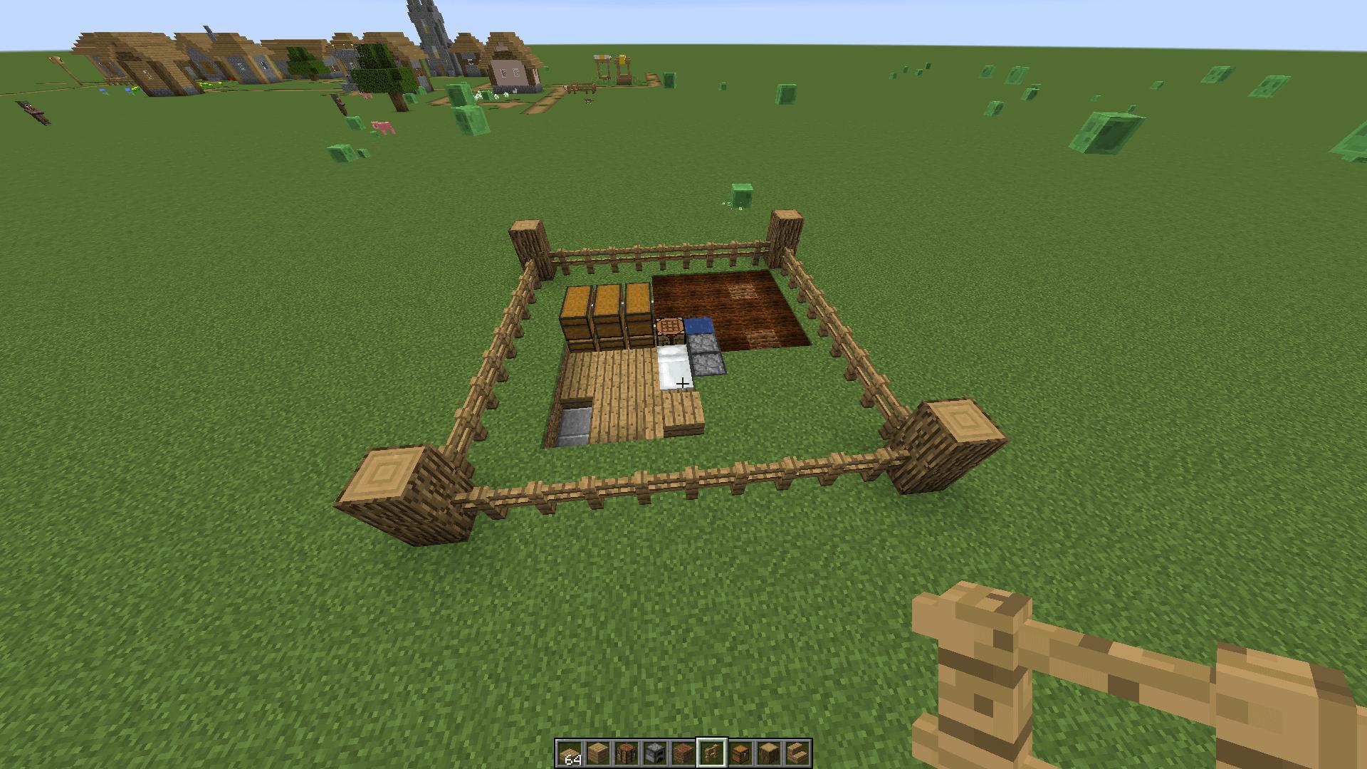 Minecraft Survival Base Finished
