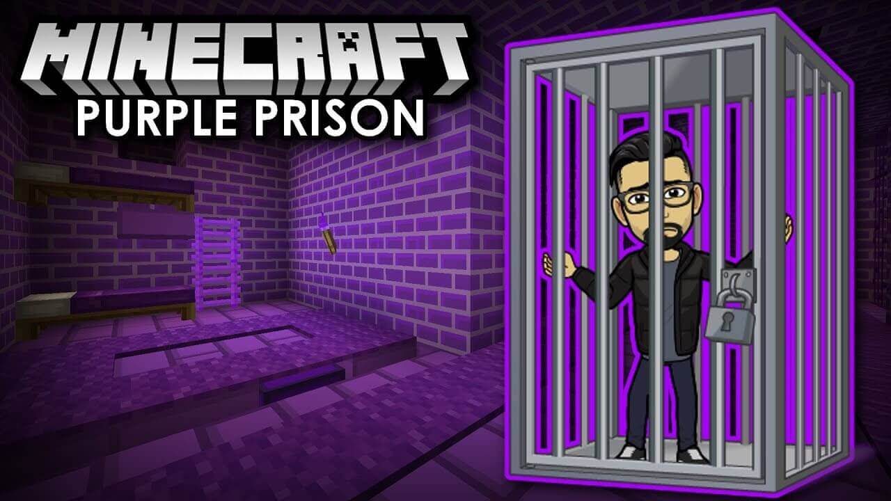 Purple Prison Minecraft Server