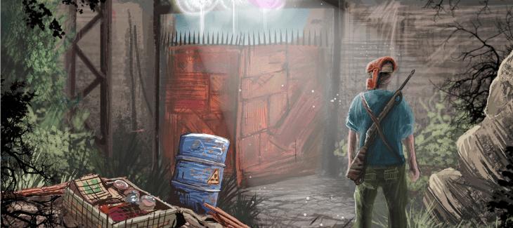 Rust Base Background