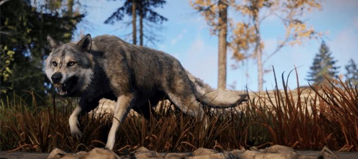 Rust Wolf