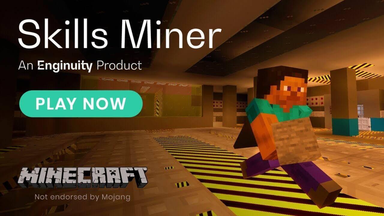 skills miner challenge server
