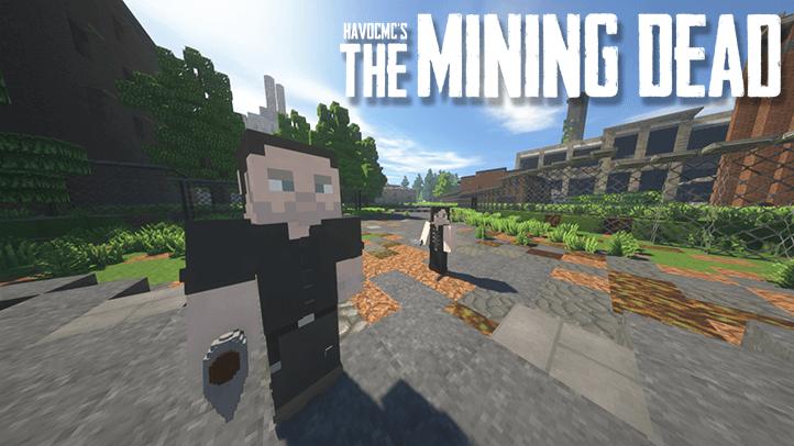 the mining dead minecraft server
