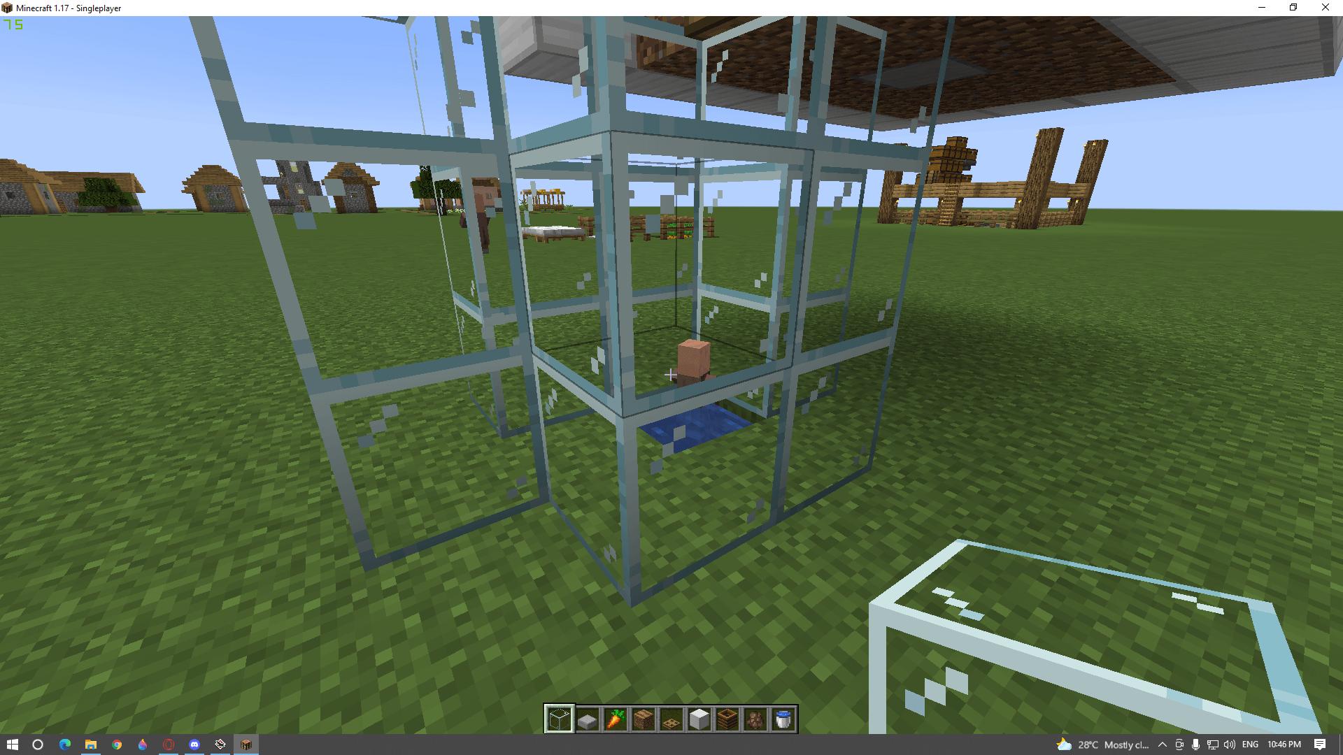 stage 3 villager breeder
